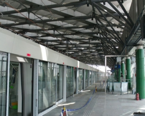 北京地铁站防火涂料工程