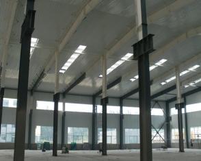 钢结构厂房防火涂料施工