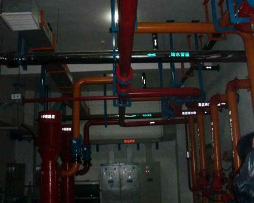 消防工程施工安装